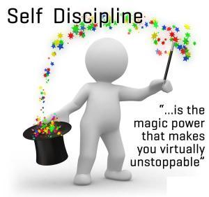 self-disciplines